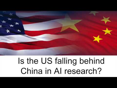 Is the US Falling Behind China in AI Research?