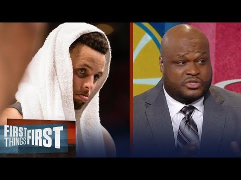 Antoine Walker on what to expect in Steph Curry's return to the Warriors | FIRST THINGS FIRST