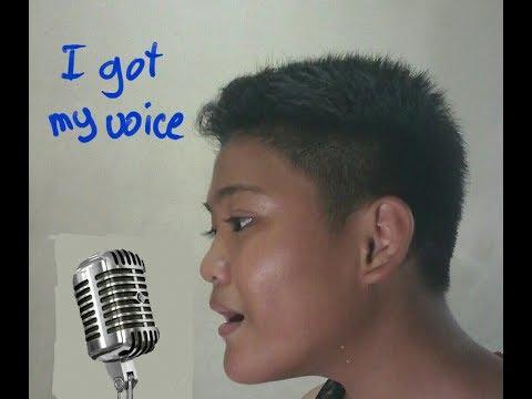 I got my voice (KARAOKE PARTY)