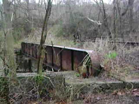 Abandoned Buena Vista Rd Extension Bridge, Monroeville, PA