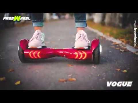 Hoverboard-ul FreeWheel Vogue