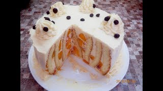 "Торт ""Удиви Гостей"" / Cake ""Amaze your guests"""