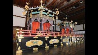 宮内庁は17日、皇太子さまが新天皇に即位されるのに伴い、来年10月...