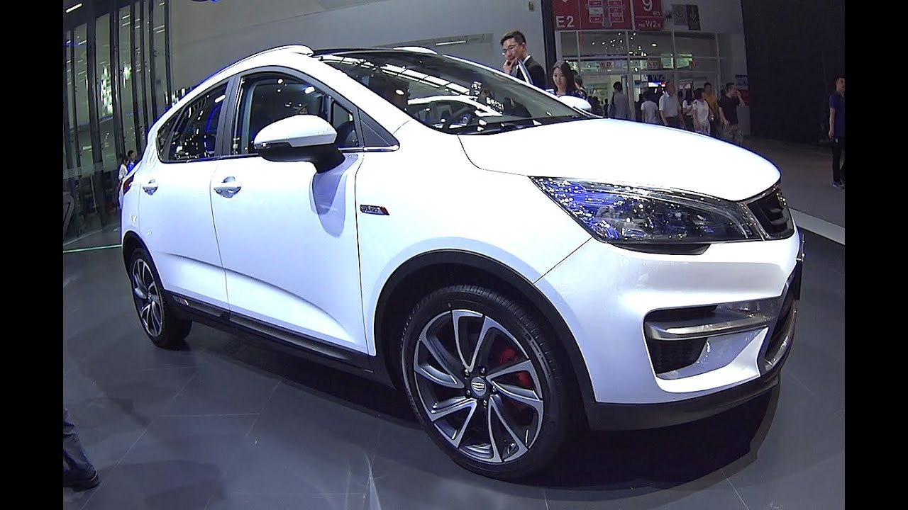 This Is The New Suv Geely Emgrand Gs For China Geely Emgrand Gs