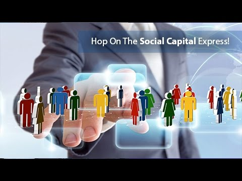 Harness The Transformative Power of SOCIAL CAPITAL in Your Business!