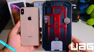 UAG iPhone Xs Max Monarch Series Case! One Of The Best Cases Ever!