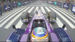 Infiniti Red Bull Racing F1 Showrun - Mexico City