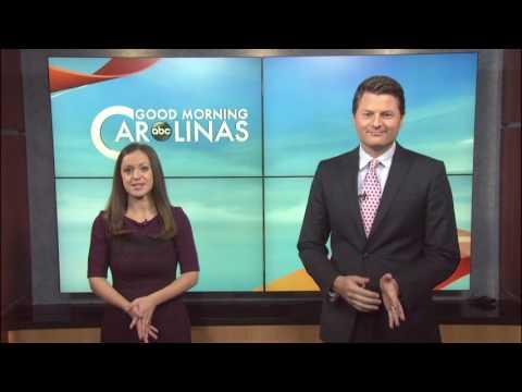 Amanda Live at 8-course meal at Scatori's - Good Morning Carolinas - WPDE ABC 15