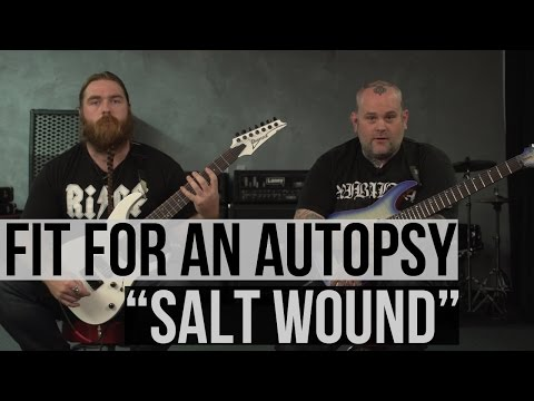 """Fit For An Autopsy Playthrough  -   """"Salt Wound"""""""