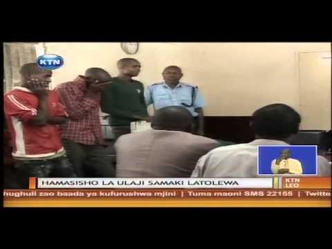 Mwili wa jamaa umekatwa katwa Kirinyaga