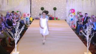 Lillie Faith Davies - Walk the Walk 2017 - Runway Montage