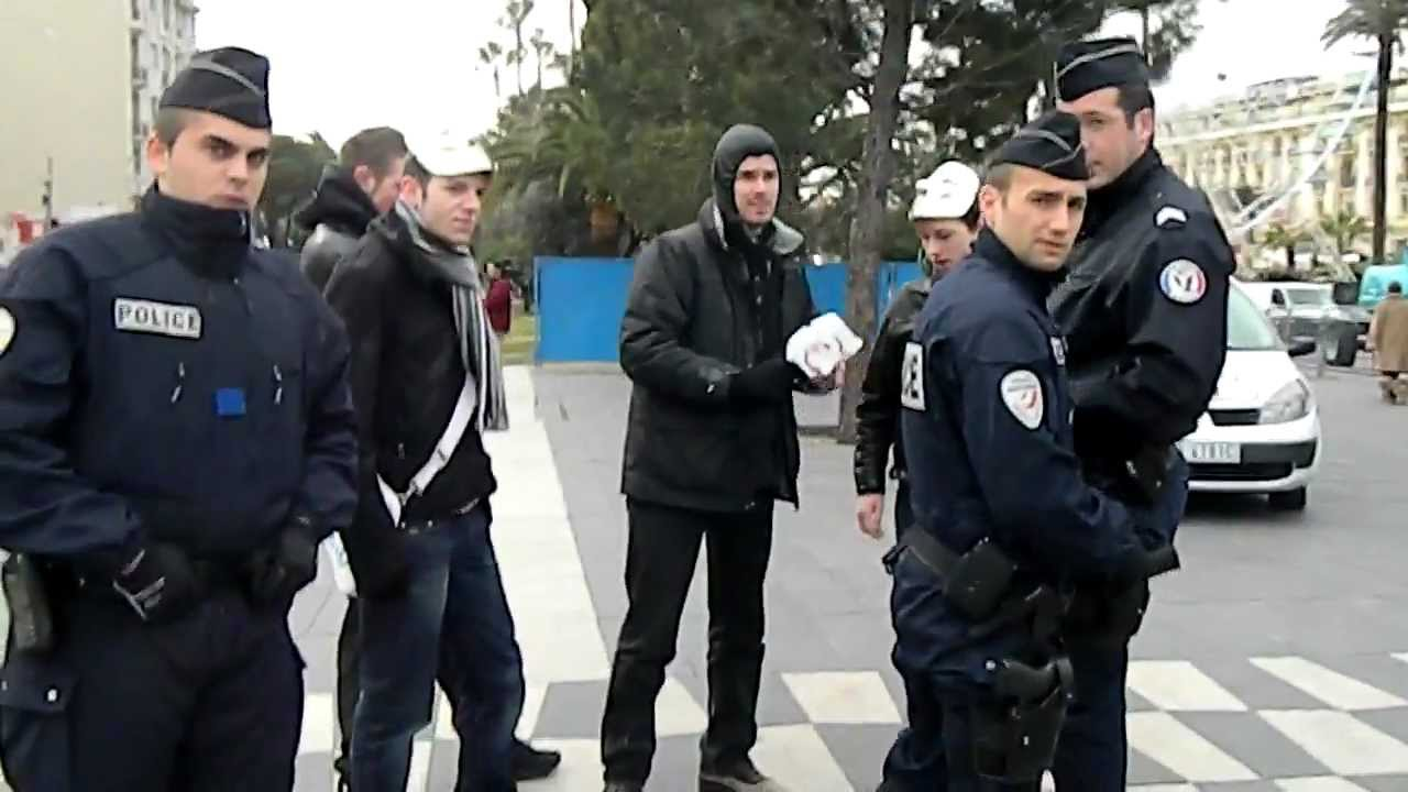 nice police