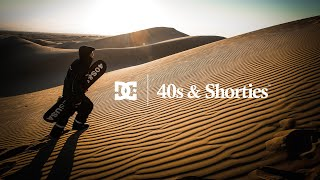 DC SHOES : 40's & SHORTIES COLLECTION