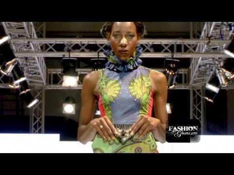 N'Kya / Vlisco Show @ Glitz (Accra Fashion Week 2016 Coming Soon Visit www.accrafashionweek.org)