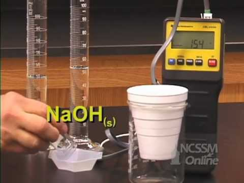 hess lab Calorimetry and hess's law page 1 of 4 to accomplish this, two reactions will be studied in this lab in one reaction, a given metal will.