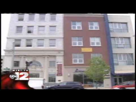 Loft living in downtown Flint mi