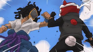 Who Remembers This Naruto Game!? (AfroSenju VS Sacred)