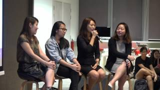 Panel Discussion - TechLadies Bootcamp #3 Info Session
