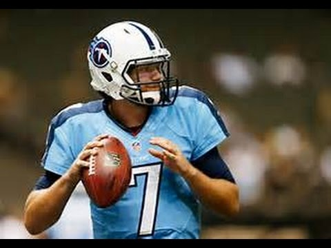 Zach Mettenberger Waived By The Tennessee Titans