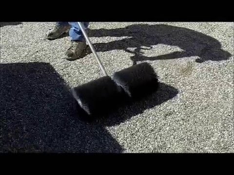 How to Repair a Flat Gravel Roof