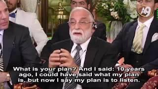 adnan oktar with rabbi yeshayahu hollander and mr assaf gibor on a9 tv on march 12th 2016