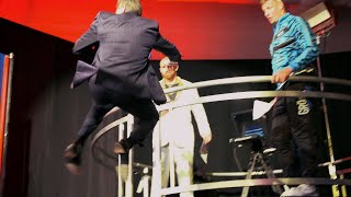 Vince McMahon leaps off WrestleMania 36 platform: WWE 24 sneak peek