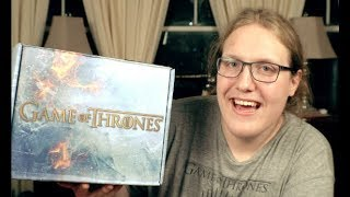 NEW! Spring 2018 Game of Thrones Unboxing