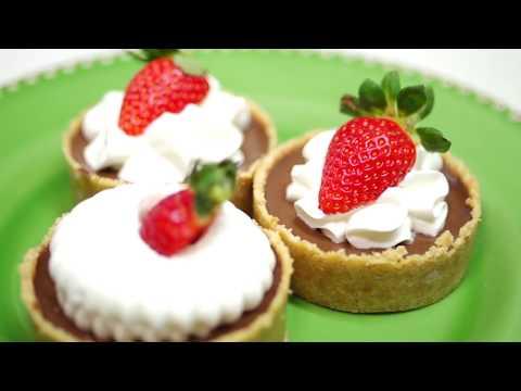 Programa Portfólio 26 05 2018 Daguia - Tartelete de chocolate