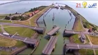هنا اليابان، جسر يفتح و يغلق بطريقة لم تخطر على بالك من قبل