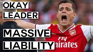 Captain Granit: Why do Managers Rely on Xhaka?