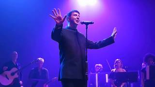 Marc Almond – I Close My Eyes and Count to Ten– Poole, Oct 2017