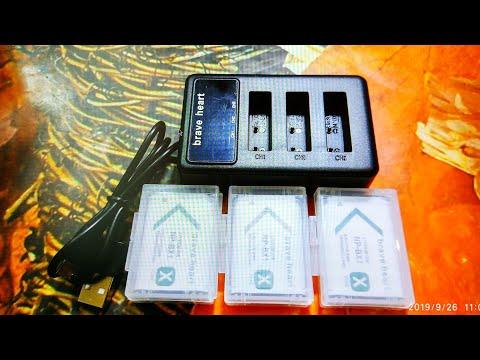 NP BX1 & SONY зарядка и запасные аккамуляторы часть 2