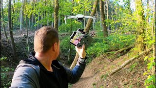 MAVIC AIR 2 - ActiveTrack 3.0 TEST EXTREM - APAS 3.0 DEUTSCH 4K