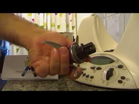 Como reparar eje suelto de cuchilla thermomix tm 31 y - Como reparar una vitroceramica ...