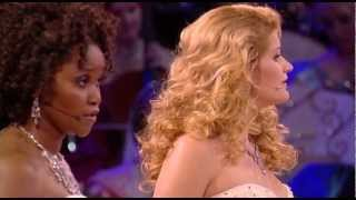 Andre Rieu Masstricht V Under The Stars PIE JESU Mirusia And Kimmy
