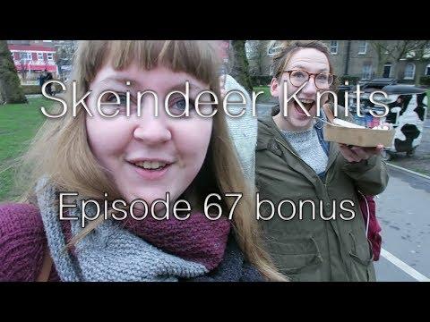 Skeindeer Knits Ep. 67 bonus: An informal London yarn crawl/guide/vlog