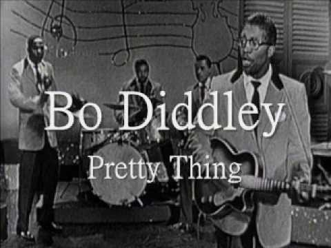 Bo diddley wedding