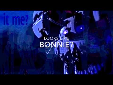 New FNAF 4 teaser analysis.           Nightmare Bonnie?