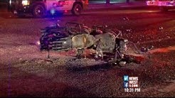 At Least One Injured in Odessa Motorcycle Accident (2-15-15)