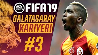 PİLAV ÜSTÜ ONYEKURU // FIFA 19 Galatasaray Kariyer #3