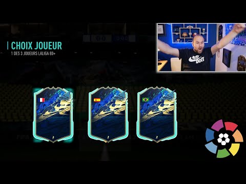 UN PACK OPENING EXCEPTIONNEL ! MERCI MME 87000 ! FIFA 21 0€