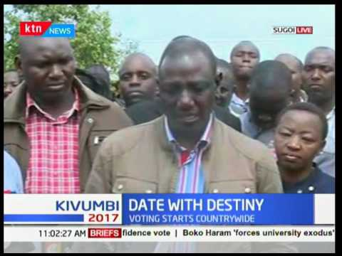 DP Ruto: Our way of doing politics should address issues not tribes