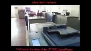 Cp5000 Digital Printer