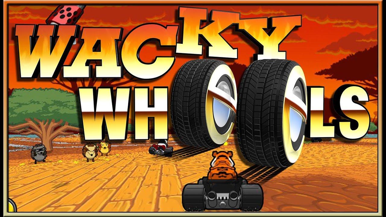 wacky wheels hd