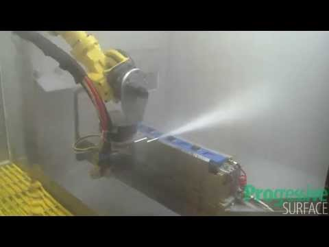 Anti-Fretting Cu-Ni-In Coating Removal System - Progressive Surface