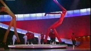 FLYING STEPS MDR SHOW
