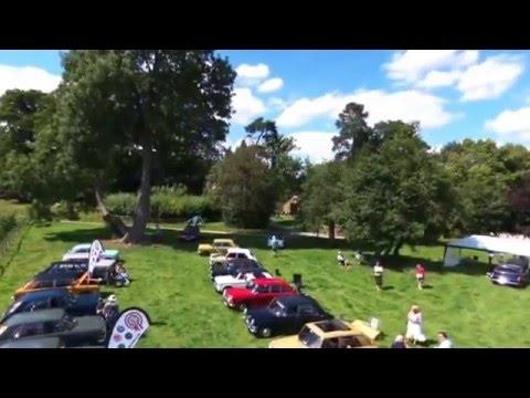 The 1100 Club National Rally 2015 - Acton Scott Shropshire