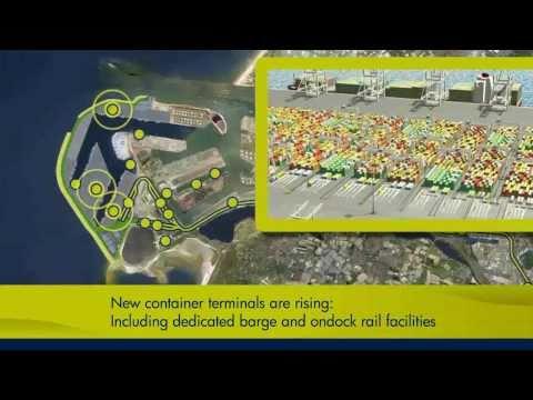 Port of Rotterdam Intermodal