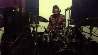 Alta Crema (Recording Drums)