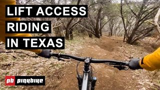 Spider Mountain Brings Lift Access Riding to Texas | First Impressions